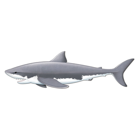 Jointed Shark, Size 5' 11""