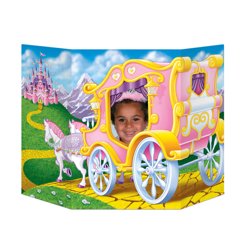 "Princess Photo Prop, Size 3' 1"" x 25"""