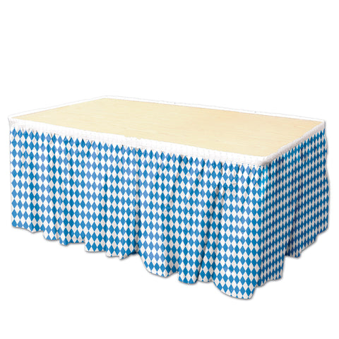 "Oktoberfest Table Skirting, Size 29"" x 14'"