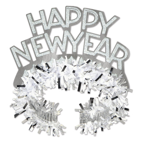 White & Silver HNY Regal Tiara