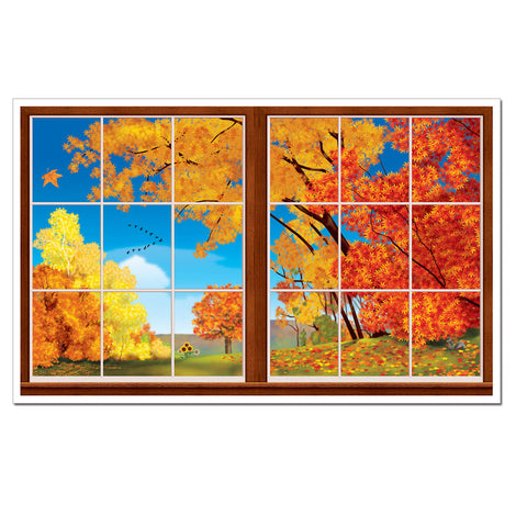 "Autumn Insta-View, Size 3' 2"" x 5' 2"""