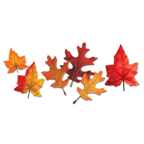 "Autumn Leaves, Size 3""-8"""