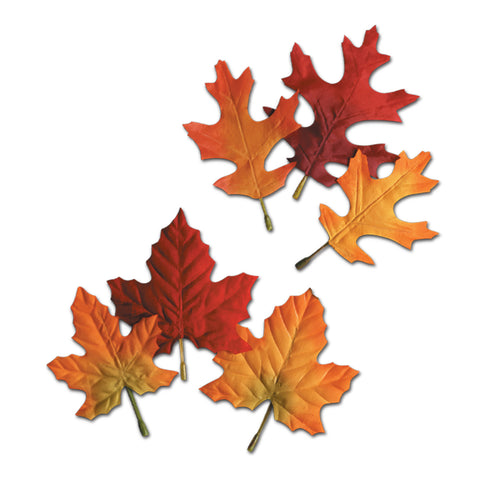 "Autumn Leaves, Size 4½""-5½"""