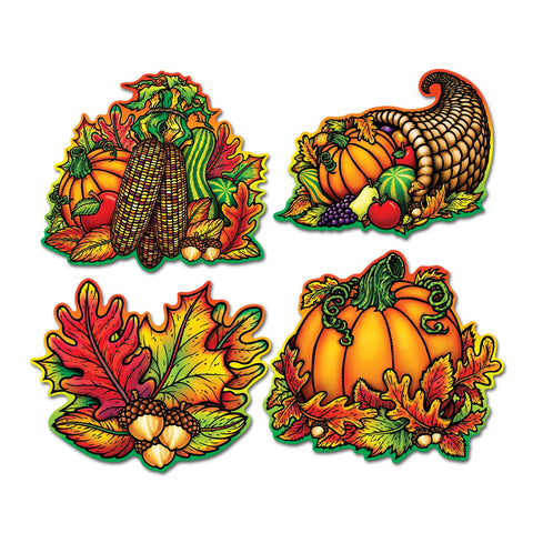 "Autumn Splendor Recortes, Size 14¼""-15¾"""