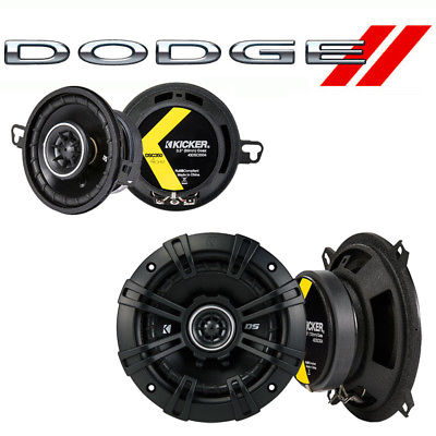 For Car Fits Dodge Van (Full Size) 1978-1983 Factory Speaker Upgrade Kicker DSC5 DSC35