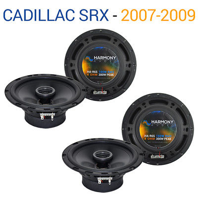 For Car Cadillac SRX 2007-2009 Factory Speaker Replacement Harmony (2) R65 Package