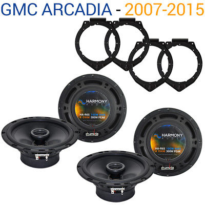 For Car GMC Acadia 2007-2017 Factory Speaker Replacement Harmony (2) R65 Package