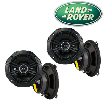 For Car Fits Land Rover Discovery 1994-1999 Speaker Replacement Kicker (2) DSC5 Package