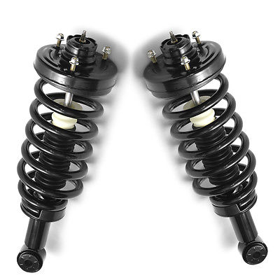 Car Accessories 2003 - 2006 Ford Expedition Complete Strut Assembly Rear Right, Left Shocks