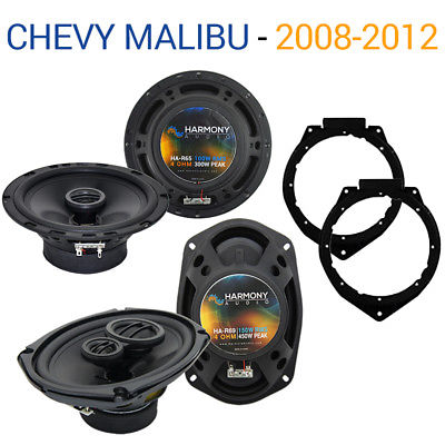 For Car Chevy Malibu 2008-2012 Factory Speaker Upgrade Harmony R65 R69 Package