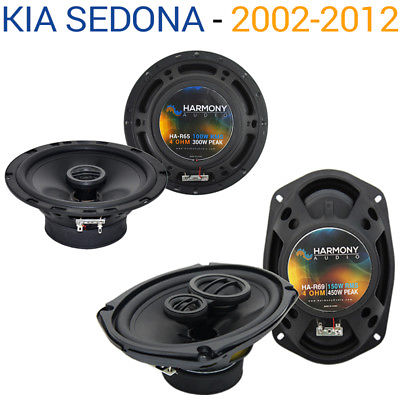 For Car Fits Kia Sedona 2002-2014 Factory Speaker Replacement Harmony R65 R69 Package