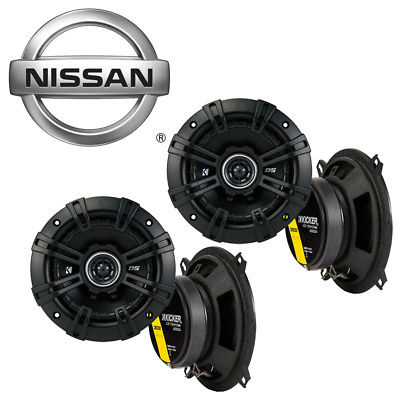 For Car Fits Nissan Maxima 1985-1986 Factory Speaker Replacement Kicker (2) DSC5 Package