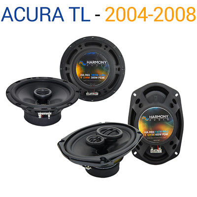 For Car Acura TL 2004-2008 Factory Speaker Replacement Harmony R65 R69 Package