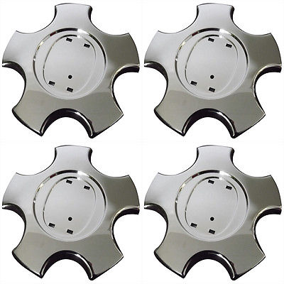 Car Accessories 4 Pc Set Mazda 6 Center Caps Steel Wheels Alloy Rims Pop In Hub Cover