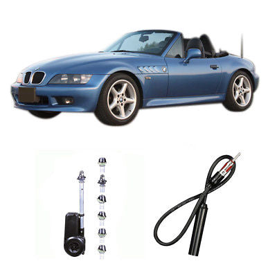 For Car BMW Z3 1997-2002 Factory OEM Replacement Car Radio Stereo Powered Antenna Mast