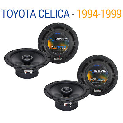 For Car Toyota Celica 1994-1999 Factory Speaker Replacement Harmony (2) R65 Package
