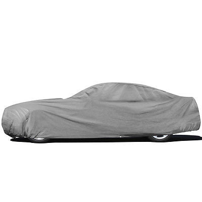 Car Accessories 4-Layers Full Car Cover for OutDoor Sun Dust Scratch Rain WaterProof Breathable