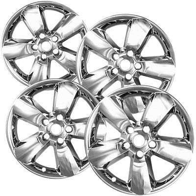 "Car Accessories 4 PC Set Dodge Ram Express 20"" Chrome Wheelskin Hubcaps Car Tire Wheels Chrome"