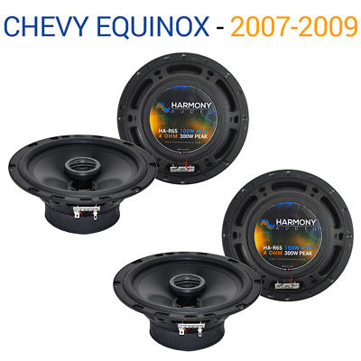 For Car Chevy Equinox 2007-2009 Factory Speaker Replacement Harmony (2) R65 Package