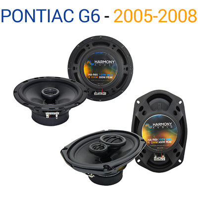For Car Pontiac G6 2005-2008 Factory Speaker Replacement Harmony R65 R69 Package