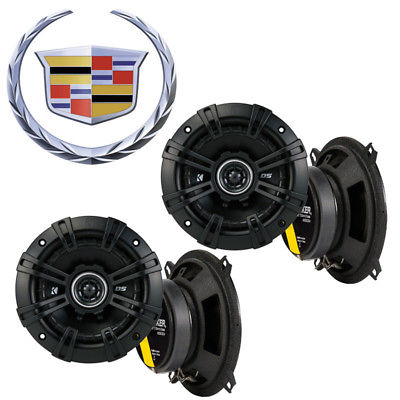 For Car Fits Cadillac DTS 2006-2011 Factory Speaker Replacement Kicker (2) DSC5 Package