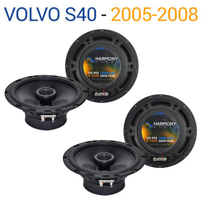 For Car Volvo S40 2005-2008 Factory Speaker Replacement Harmony (2) R65 Package