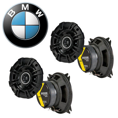 For Car Fits BMW 6 Series 2005-2008 Factory Speaker Replacement Kicker (2) DSC4 Package