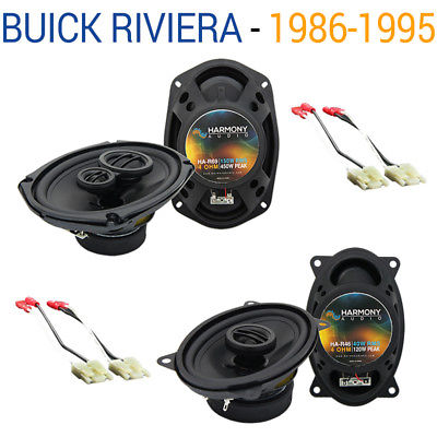 For Car Buick Riviera 1986-1995 Factory Speaker Upgrade Harmony R46 R69 Package