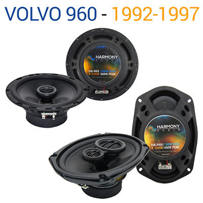 For Car Volvo 960 1992-1997 Factory Speaker Replacement Harmony R65 R69 Package