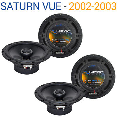 For Car Saturn VUE 2002-2003 Factory Speaker Replacement Harmony (2) R65 Package