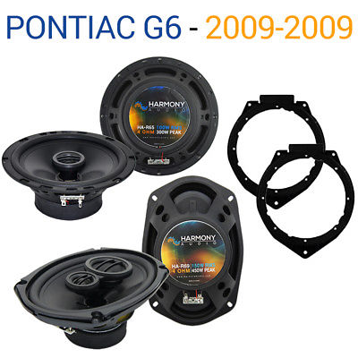 For Car Pontiac G6 2009-2009 Factory Speaker Replacement Harmony R65 R69 Package