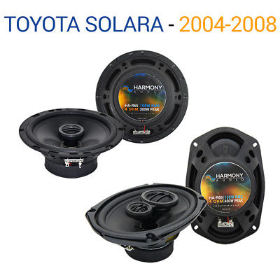 For Car Toyota Solara 2004-2008 Factory Speaker Upgrade Harmony R65 R69 Package
