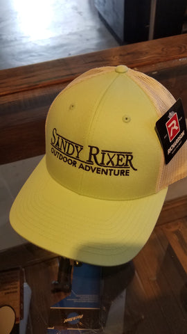 Sandy River Outdoor Adventure Embroidered Hat