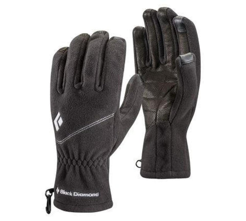 Black Diamond Windweight Liner Gloves Women's