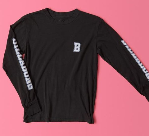 Billabong First Team L/S Tee Grey