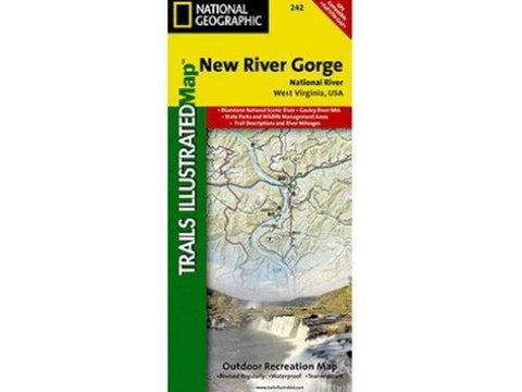 National Geographic New River Gorge WV