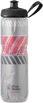 polar bottle sport insulated red 24oz