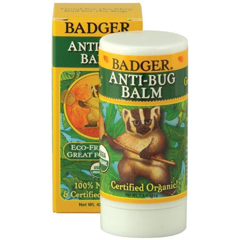 Badger Anti-Bug™ Balm - 1.5 oz Twist-Up Stick