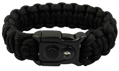 Bison Designs Bukalite Survival Bracelet