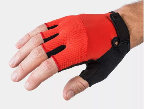 Bontrager Solstice Gloves Men Radioactive Red