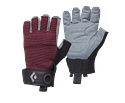 Women's Crag Half-Finger Red
