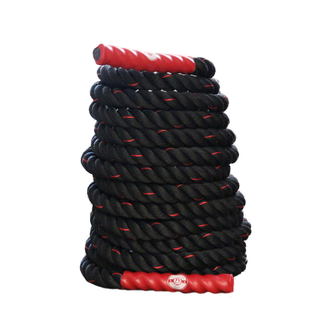Fitness Answered Training Products Battle Rope Red 40x1.5
