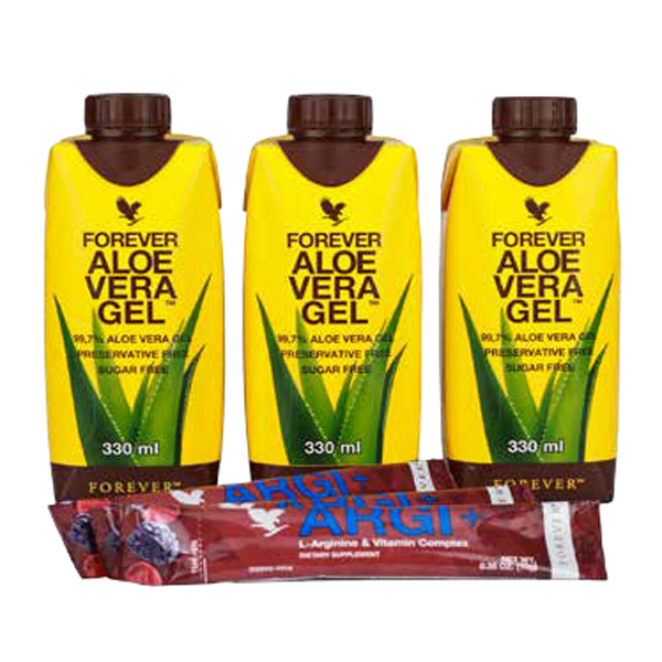 Mini Tripack 330 ml AVG & Argi+ (Art.71633)