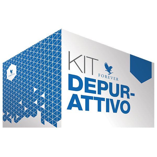 Kit Depur -Attivo - Aloe Berry (Art.9)