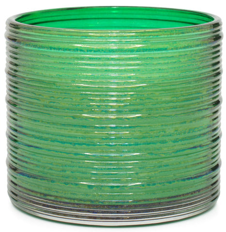 Spun Glass Green Fresh Cut Frasier Scented Candle - Candlemart.com
