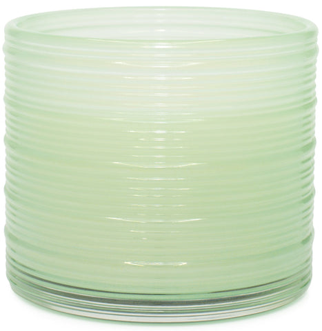 Spun Glass Mint Green A Wonderful Winter Scented Candle - Candlemart.com