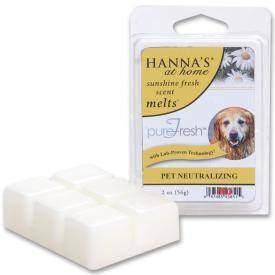 Pure Fresh Odor Neutralizing Melts Pet - Candlemart.com