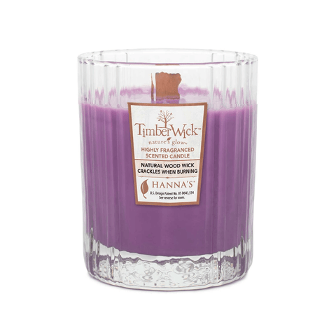 Timberwick Lavender Sachet Scented Tumbler Candle-No Lid Timberwick Candlemart.com $ 7.99