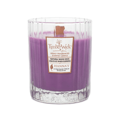 Timberwick Lavender Sachet Scented Tumbler Candle-No Lid