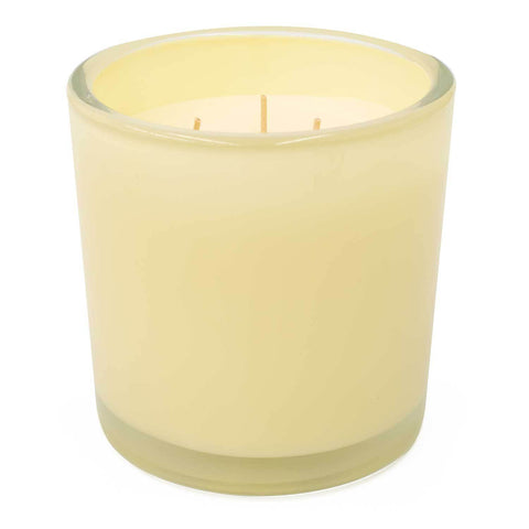 Neroli Honey Luxury 32oz White Glass Tumbler Candle